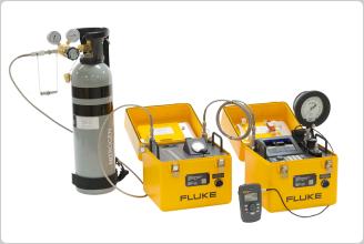 4322 자동 압력 교정 시스템