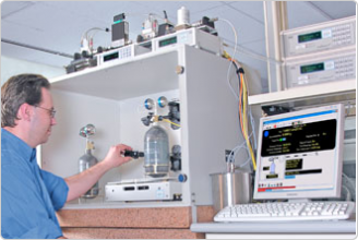 GFS 동적중량유량 측정시스템
