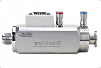 molbloc-S 음속노즐 교정기