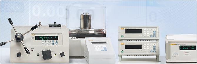 DH Instruments (DHI) 압력 및 흐름 교정