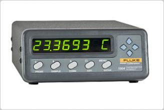 1502A/1504 온도계 리드아웃