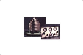 2470 Gas Piston Gauge/High Pressure