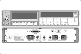4950 Multifunction Transfer Standard