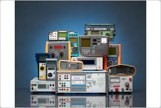 5322A 전기 테스터 교정기(작업 부하 포함)