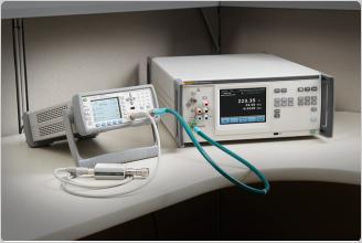 5790B AC Measurement Standard with power meter