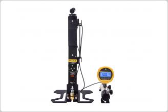 700HPPK with 2700G Gauge-Test Pump Kit--1000 psi to 3000 psi pump