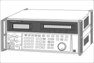 Fluke 5800A Oscilloscope Calibrator