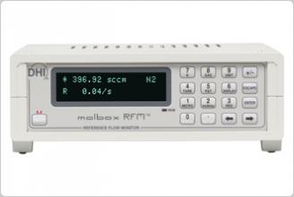 molbox RFM 기준 유량 모니터